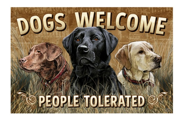 This welcome mat tells the honest truth