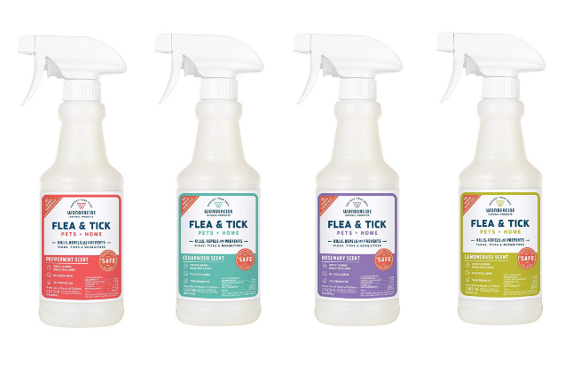 Top 10 Mosquito Repellents for Dogs: Wondercide Flea and Tick and Mosquito Control Spray