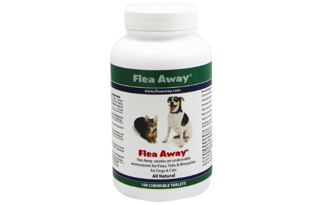 Top 10 Mosquito Repellents for Dogs: Flea Away Natural Flea, Tick & Mosquito Repellent Chewables