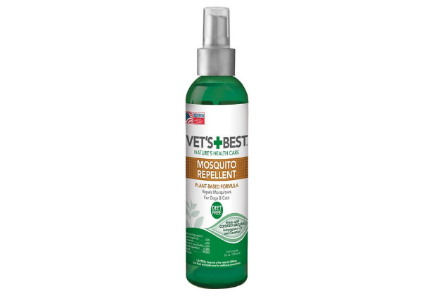 Top 10 Mosquito Repellents for Dogs: Vet's Best Natural Mosquito Repellent Spray